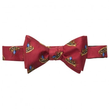 Wm. Lamb & Son - Duck Boat Bow - Red